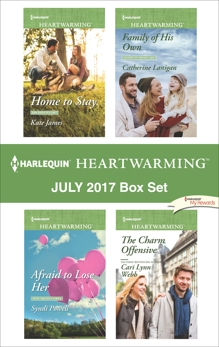Harlequin Heartwarming July 2017 Box Set: A Clean Romance, James, Kate & Webb, Cari Lynn & Lanigan, Catherine & Powell, Syndi