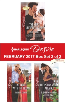 Harlequin Desire February 2017 - Box Set 2 of 2: An Anthology, Bennett, Jules & Canan, Lauren & Bevarly, Elizabeth