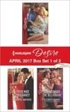 Harlequin Desire April 2017 - Box Set 1 of 2: An Anthology, Laurence, Andrea & Anderson, Sarah M. & Bevarly, Elizabeth