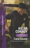 Killer Cowboy: A Western Romantic Suspense Novel, Cassidy, Carla