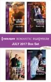 Harlequin Romantic Suspense July 2017 Box Set: An Anthology, Childs, Lisa & Lacombe, Lara & Godman, Jane & Long, Beverly
