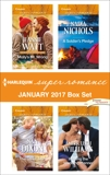 Harlequin Superromance January 2017 Box Set: An Anthology, Nichols, Nadia & Watt, Jeannie & Dixon, Nan & Williams, Amber Leigh