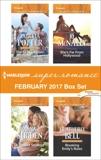 Harlequin Superromance February 2017 Box Set: An Anthology, Potter, Patricia & Sugden, Anna & McNally, Jo & Bell, Heatherly