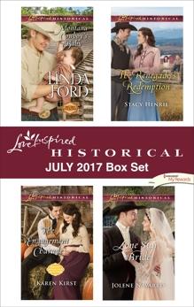 Love Inspired Historical July 2017 Box Set: An Anthology, Kirst, Karen & Henrie, Stacy & Ford, Linda & Navarro, Jolene