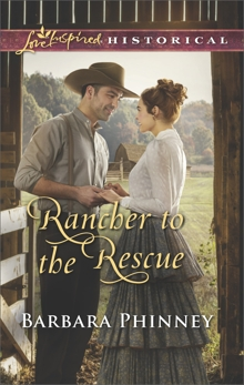 Rancher to the Rescue, Phinney, Barbara
