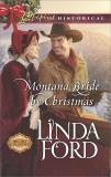 Montana Bride by Christmas, Ford, Linda