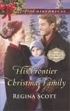 His Frontier Christmas Family, Scott, Regina