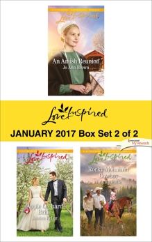 Harlequin Love Inspired January 2017-Box Set 2 of 2: An Anthology, Brown, Jo Ann & Radcliffe, Tina & Keller, Jessica