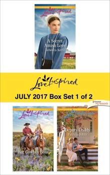 Harlequin Love Inspired July 2017 - Box Set 1 of 2: An Anthology, Kertz, Rebecca & Johns, Patricia & James, Arlene