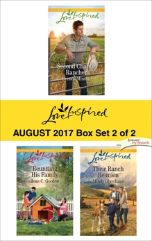 Harlequin Love Inspired August 2017 - Box Set 2 of 2: An Anthology