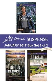 Harlequin Love Inspired Suspense January 2017 - Box Set 2 of 2: An Anthology, Goddard, Elizabeth & Post, Carol J. & Patch, Jessica R.
