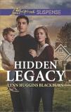 Hidden Legacy: Faith in the Face of Crime, Blackburn, Lynn Huggins