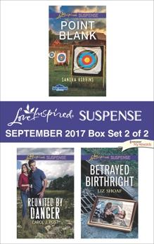 Harlequin Love Inspired Suspense September 2017 - Box Set 2 of 2: An Anthology, Post, Carol J. & Robbins, Sandra & Shoaf, Liz