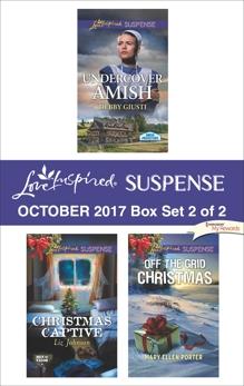 Harlequin Love Inspired Suspense October 2017 - Box Set 2 of 2: An Anthology, Johnson, Liz & Giusti, Debby & Porter, Mary Ellen