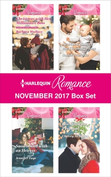 Harlequin Romance November 2017 Box Set: An Anthology, Pembroke, Sophie & Wallace, Barbara & Faye, Jennifer & McKellen, Christy