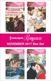 Harlequin Romance November 2017 Box Set: An Anthology, Pembroke, Sophie & Wallace, Barbara & Faye, Jennifer & McKellen, Christy