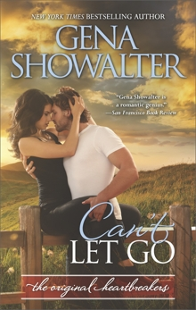 Can't Let Go: A Bad Boy Romance, Showalter, Gena