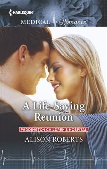 A Life-Saving Reunion, Roberts, Alison