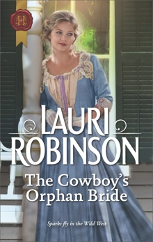 The Cowboy's Orphan Bride, Robinson, Lauri