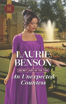 An Unexpected Countess: A Regency Historical Romance, Benson, Laurie