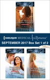 Harlequin Medical Romance September 2017 - Box Set 1 of 2: An Anthology, Beckett, Tina & Forbes, Emily