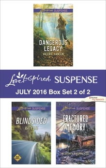 Harlequin Love Inspired Suspense July 2016 - Box Set 2 of 2: An Anthology, Hansen, Valerie & Lee, Katy & Redwood, Jordyn
