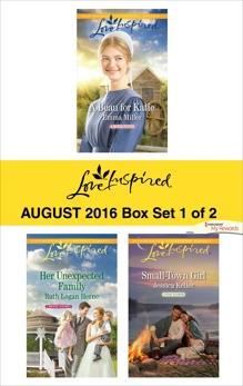 Harlequin Love Inspired August 2016 - Box Set 1 of 2: An Anthology, Miller, Emma & Herne, Ruth Logan & Keller, Jessica