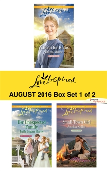 Harlequin Love Inspired August 2016 - Box Set 1 of 2: An Anthology, Miller, Emma & Herne, Ruth Logan & Keller, Jessica