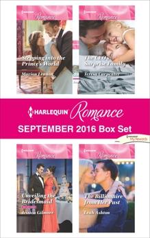 Harlequin Romance September 2016 Box Set: An Anthology, Lennox, Marion & Carpenter, Teresa & Ashton, Leah & Gilmore, Jessica