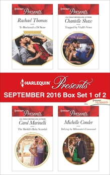 Harlequin Presents September 2016 - Box Set 1 of 2: An Anthology, Shaw, Chantelle & Marinelli, Carol & Conder, Michelle & Thomas, Rachael