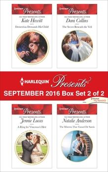Harlequin Presents September 2016 - Box Set 2 of 2: An Anthology, Hewitt, Kate & Anderson, Natalie & Lucas, Jennie & Collins, Dani