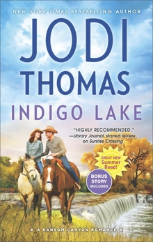 Indigo Lake: A Clean & Wholesome Romance, Thomas, Jodi