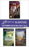 Harlequin Love Inspired Suspense October 2016 - Box Set 2 of 2: An Anthology, Urban, Annslee & Daley, Margaret & Goddard, Elizabeth