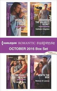 Harlequin Romantic Suspense October 2016 Box Set: An Anthology, Cassidy, Carla & Creighton, Kathleen & Davis, Justine & Di Lorenzo, Melinda