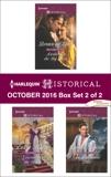 Harlequin Historical October 2016 - Box Set 2 of 2: An Anthology, Scott, Bronwyn & Benson, Laurie & Martin, Laura