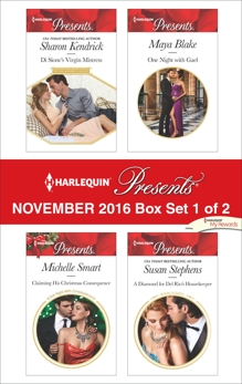 Harlequin Presents November 2016 - Box Set 1 of 2: An Anthology