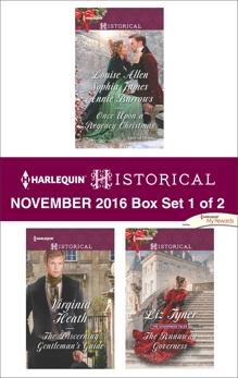Harlequin Historical November 2016 - Box Set 1 of 2: An Anthology, James, Sophia & Burrows, Annie & Tyner, Liz & Allen, Louise & Heath, Virginia