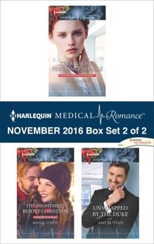 Harlequin Medical Romance November 2016 - Box Set 2 of 2: An Anthology, Hardy, Kate & O'Neil, Annie & Ruttan, Amy