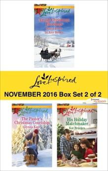 Harlequin Love Inspired November 2016 - Box Set 2 of 2: An Anthology, Brown, Jo Ann & Perry, Marta & Kaye, Glynna & Brookes, Kat