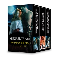 Legend of the Faol Collection: An Anthology, Kaye, Marguerite