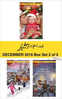 Harlequin Love Inspired December 2016 - Box Set 2 of 2: An Anthology, Rustand, Roxanne & Kastner, Deb & Kemerer, Jill