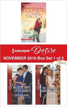 Harlequin Desire November 2016 - Box Set 1 of 2: An Anthology, Mann, Catherine & Gates, Olivia & Yates, Maisey
