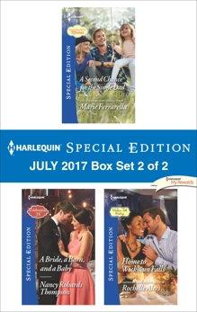 Harlequin Special Edition July 2017 Box Set 2 of 2: An Anthology, Alers, Rochelle & Ferrarella, Marie & Thompson, Nancy Robards