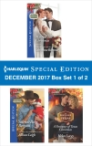 Harlequin Special Edition December 2017 -  Box Set 1 of 2: An Anthology, Lacey, Helen & Leigh, Allison & Rimmer, Christine