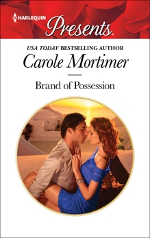 Brand of Possession: A Passionate Romance, Mortimer, Carole