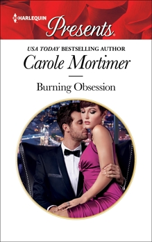 Burning Obsession: A Marriage Romance, Mortimer, Carole