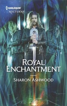 Royal Enchantment: A Royal Paranormal Romance, Ashwood, Sharon