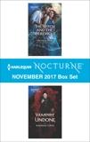 Harlequin Nocturne November 2017 Box Set: An Anthology, Hauf, Michele & Curtis, Shannon
