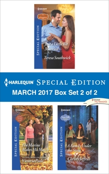Harlequin Special Edition March 2017 Box Set 2 of 2: An Anthology, Pade, Victoria & Jeffries, Christy & Southwick, Teresa