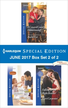 Harlequin Special Edition June 2017 Box Set 2 of 2: An Anthology, Lee, Rachel & Carpenter, Kerri & Southwick, Teresa
